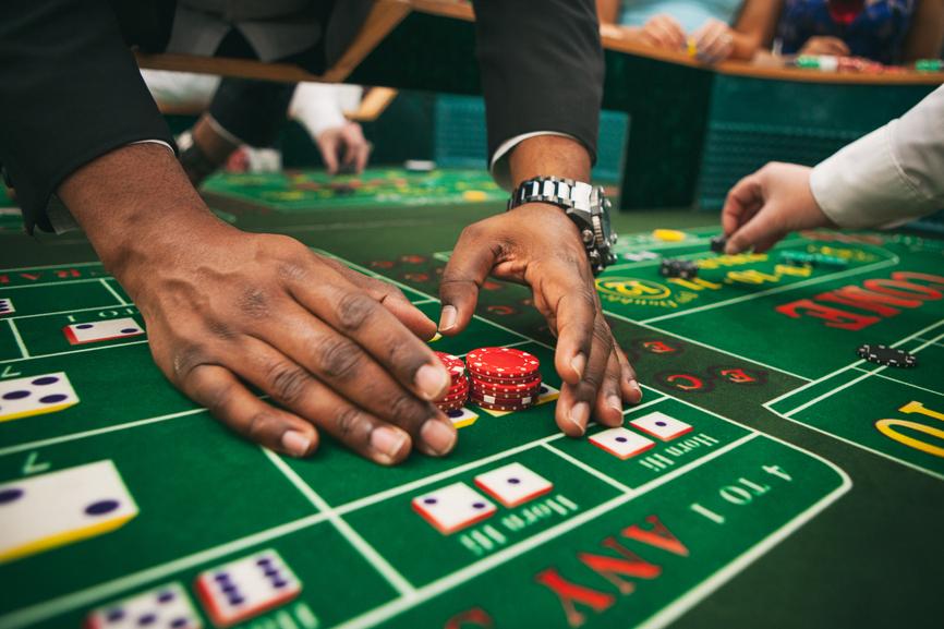 professional gamblers